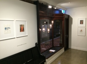 Installation image at Absolution